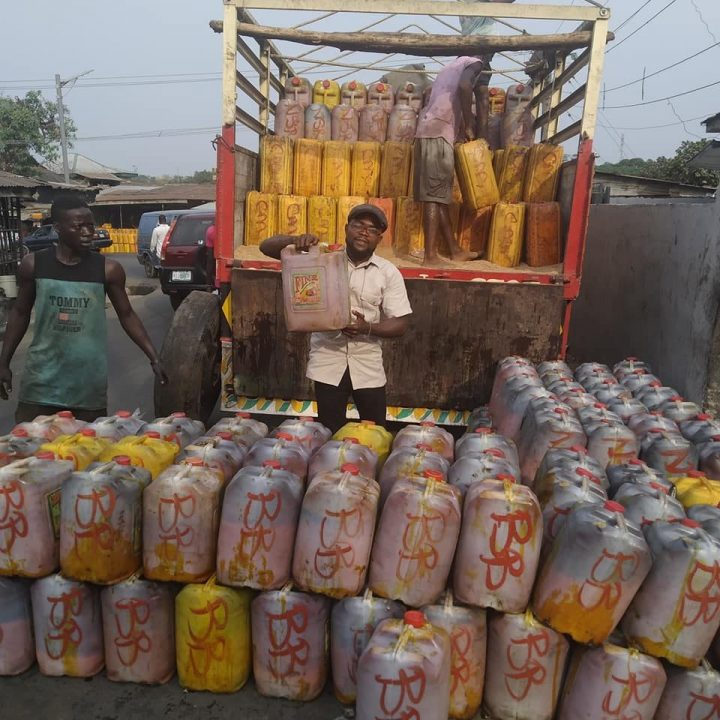 HOW TO MAKE MILLIONS FROM PALM OIL TRADING