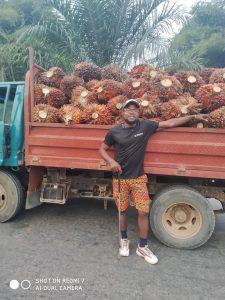 Kalz palm oil farm