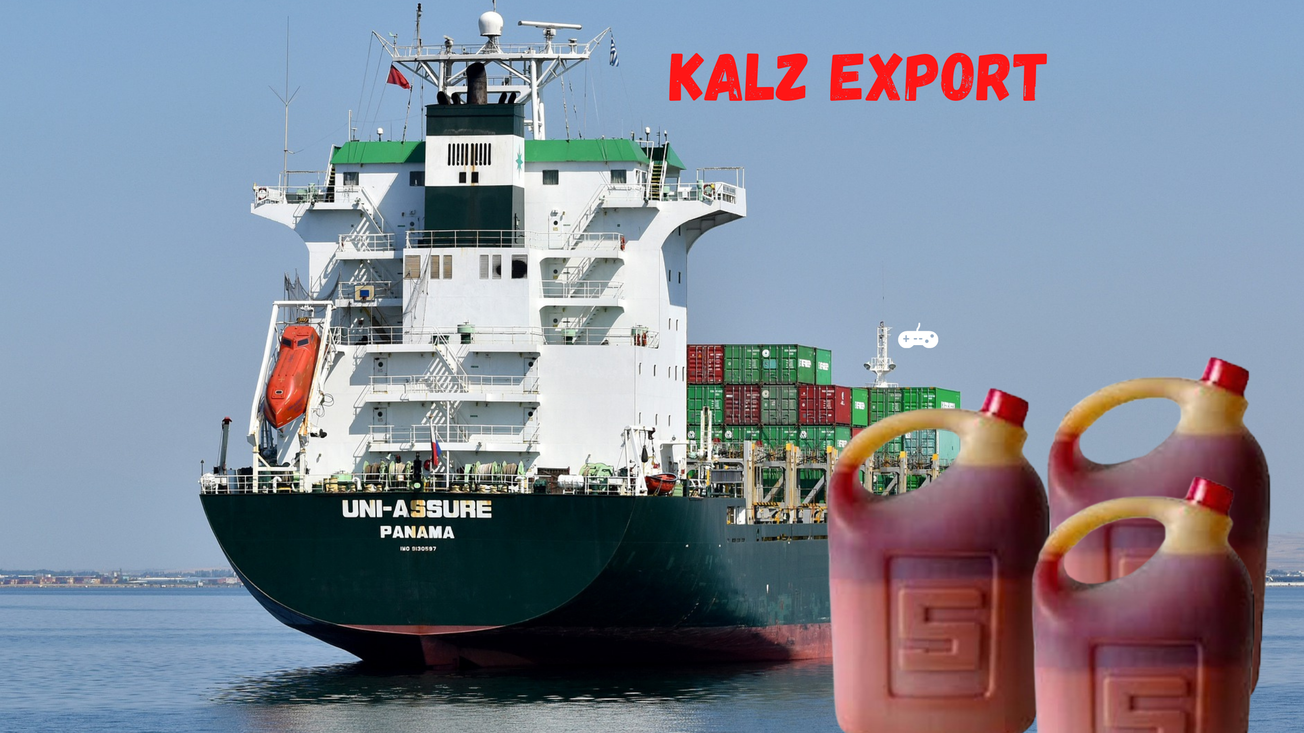 PALM OIL PACKAGING AND EXPORT